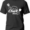 Tricou Chef si numele tau