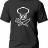 Tricou Craniu Chef